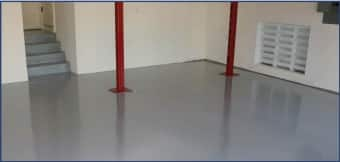 Garage Floor Overlay