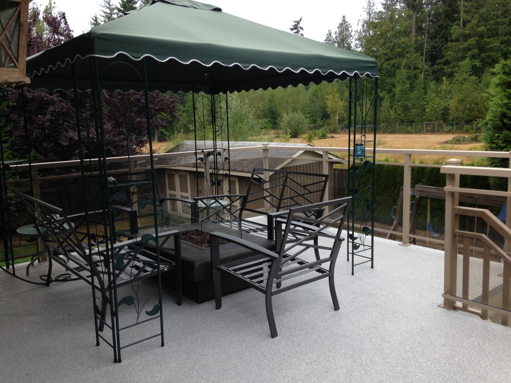 40th Ave, Langely - Finished Deck
