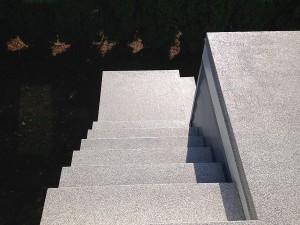 Stairs waterproof membrane