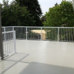 Deck Repair with warranty