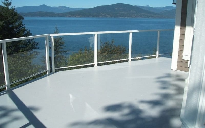 NewPort Dry Deck – for Decks That Last!