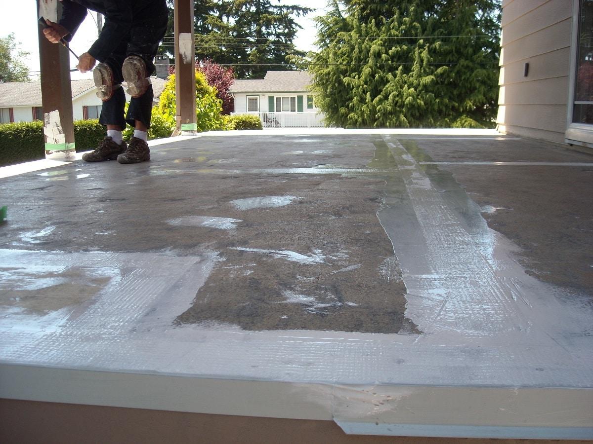 sundeck floor covering