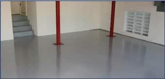 Garage Floor Overlay