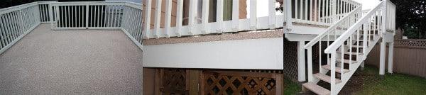waterproof decking Surrey, BC - Vancouver Deck Repair