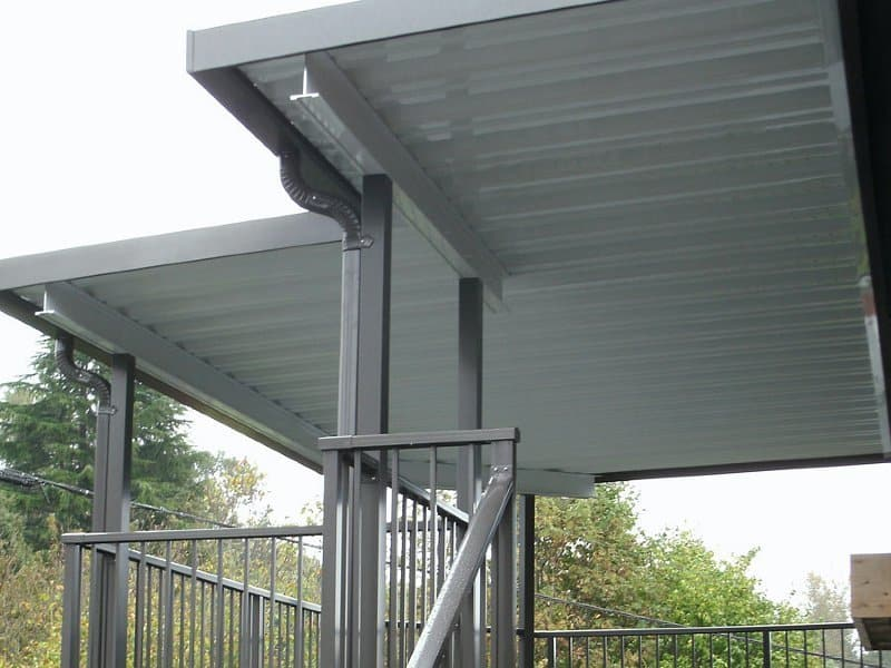 metal patio covers (2)