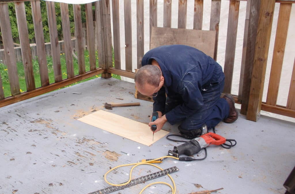 Repair or replace your deck in Vancouver, Burnaby, Surrey