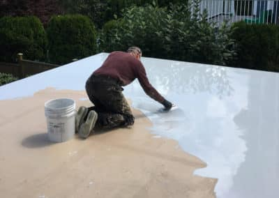 polyurethane deck waterproofing