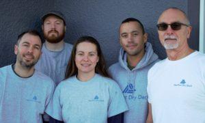 newport dry deck vancouver team