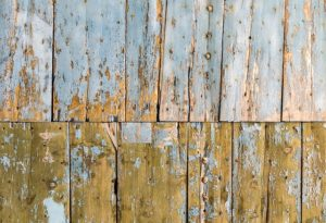 cracked wooden deck - waterproof deck membrane install Vancouver - polyurethane membrane deck repair Vancouver