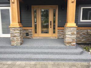 front porch building